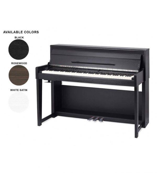 Medeli DP650K BK Zwart Digitale Piano
