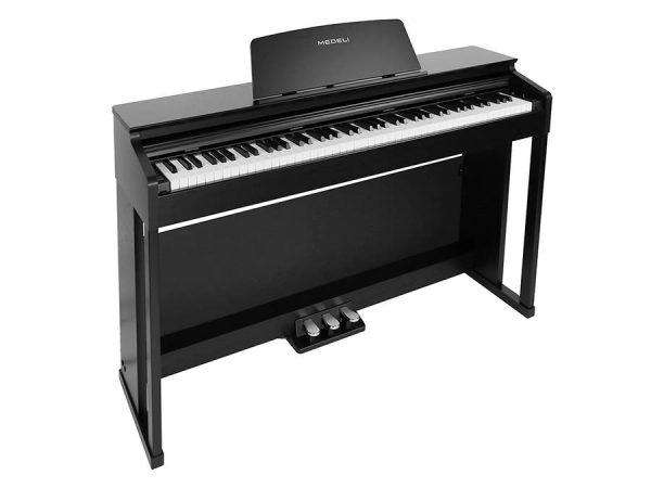 DP280K BK  Medeli Intermezzo Series digitale piano