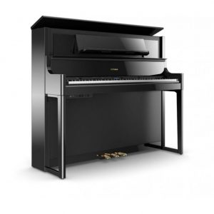 Roland LX708-PE digitale piano Polished Ebony
